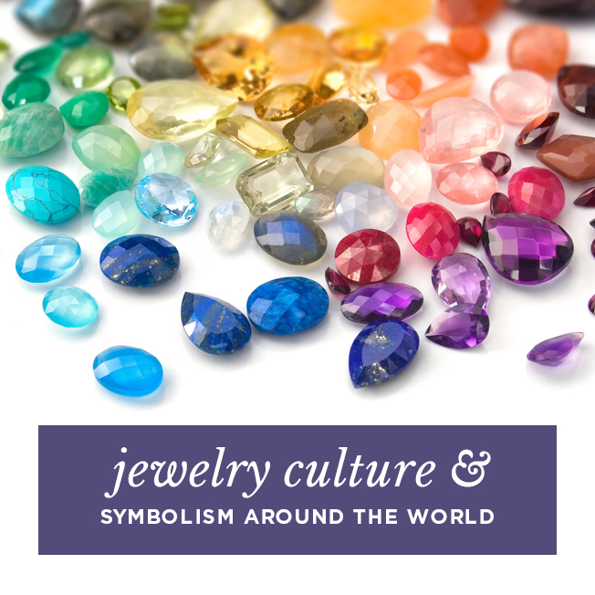 Jewelry Culture And Symbolism Around The World Felys Jewelry And